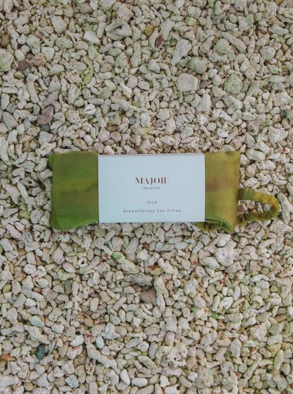 Majoie -Botanical aromatherapy eye pillow moss