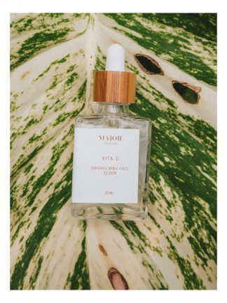 majoie maldives vitamin C brithening face serum